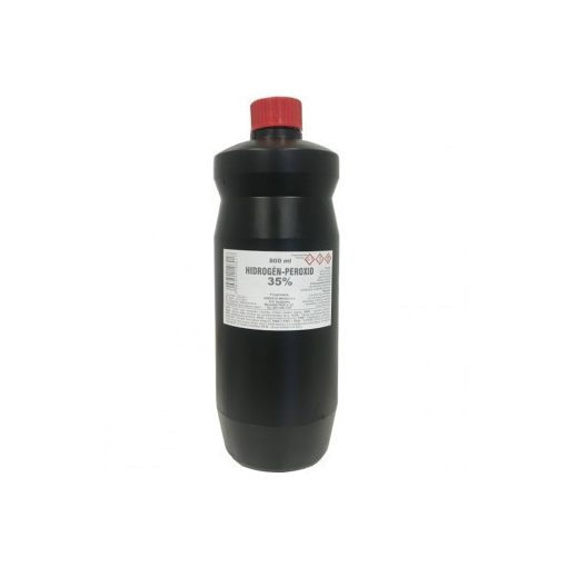 35 hidrogén peroxid fogyás
