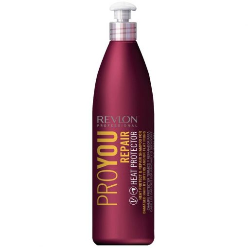 Revlon Pro You Care Repair Heat Protector Hővédő Sampon 350 ml