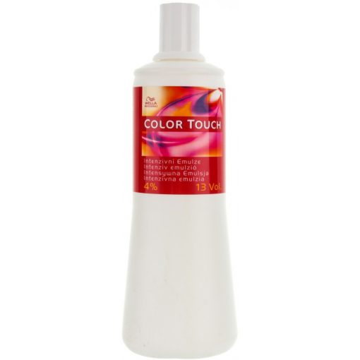 Wella Color Touch  Emulzió  4%