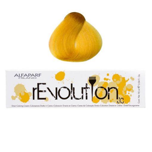 Alfaparf Revolution hajszínező Yellow 90 ml