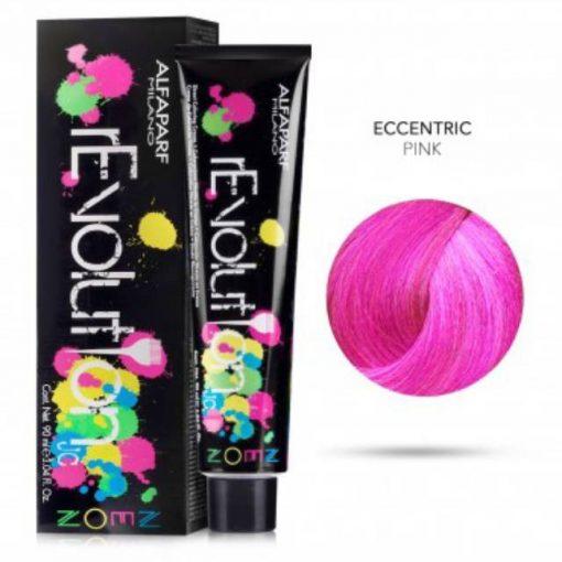 Alfaparf Revolution hajszínező Eccentric Pink 90 ml