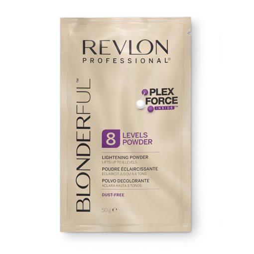 Revlon BLONDERFUL 8 LIGHTENING POWDER 50gr