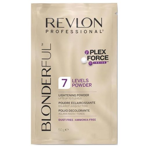 Revlon BLONDERFUL 7 LIGHTENING POWDER 50gr