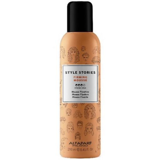 Alfaparf Style Stories Firming erős hajhab 250 ml