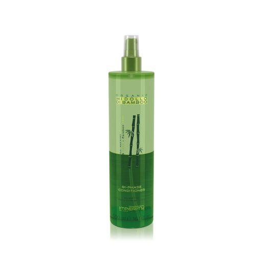 Imperity Organic Midollo Di Bamboo Kétfázisú hajkondicionáló sray 500 ml