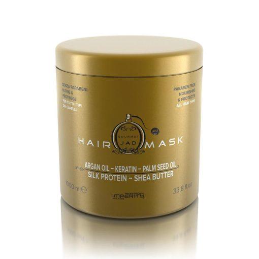 Imperity Gourment Parabén mentes hajmaszk JAD parfümillattal 1000 ml