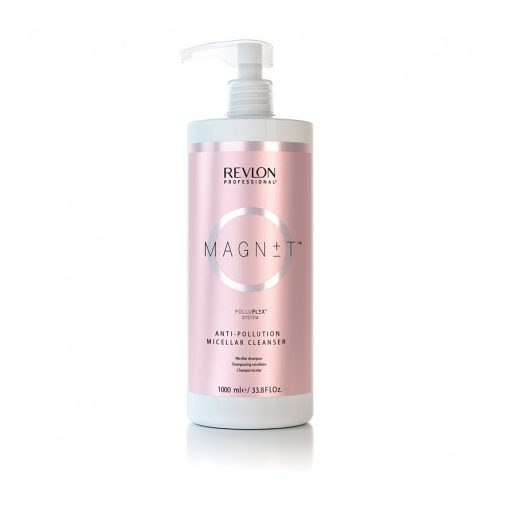 Revlon Magnet Anti Pollution Micellar Sampon 1000 ml.