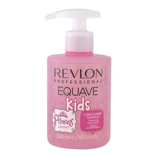 Revlon Equave Kids 2in1 Princess Hypoallergén sampon gyermekeknek 300ml