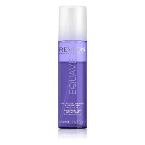 Revlon Equave Blonde Kétfázisú kondícionáló spray szőke hajra 200ml
