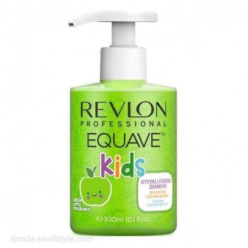 Revlon Equave Kids 2in1 Hypoallergén sampon gyermekeknek 300ml