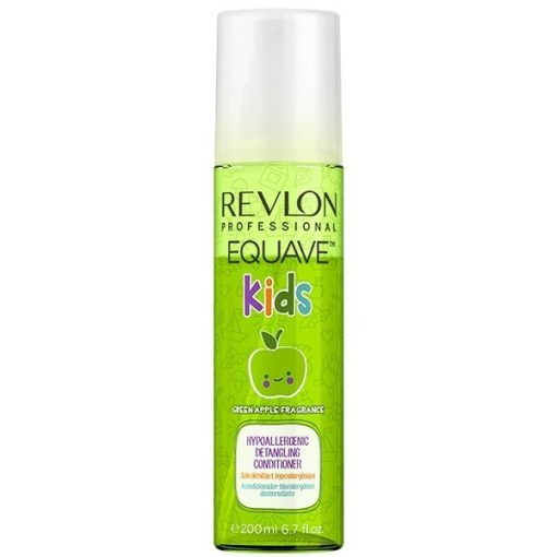 Revlon Equave Kids Kétfázisú kondicionáló spray alma 200ml