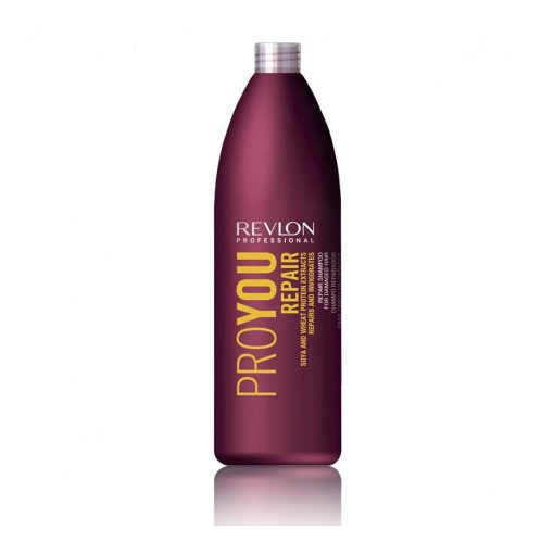 Revlon Pro You Care Repair Hajszerkezet regeneráló Sampon 1000ml