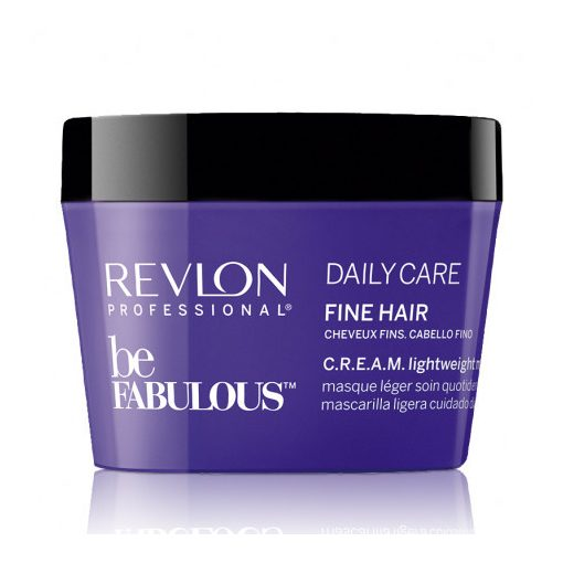 Revlon Be Fabulous Fine Hair maszk vékony szálú hajra 200 ml