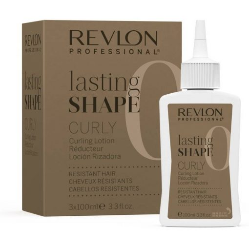 "Revlon Lasting Shape Curly ""0"" erős 100ml"