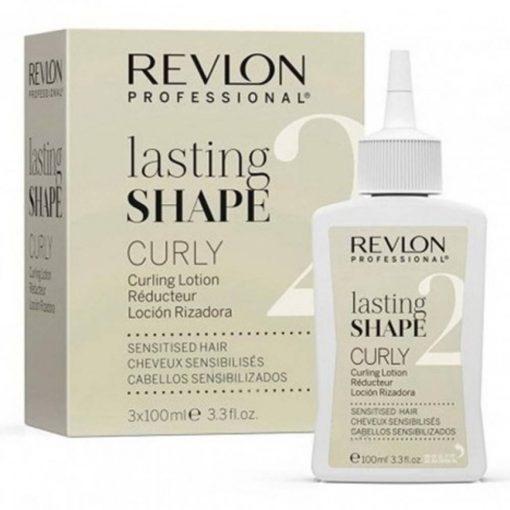 "Revlon Lasting Shape Curly ""2"" Gyenge 100ml"