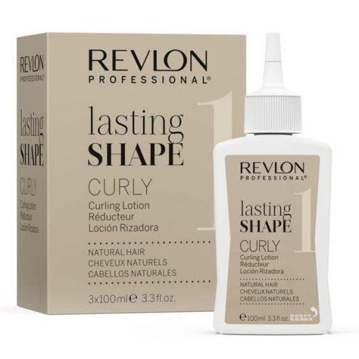 "Revlon Lasting Shape Curly ""1"" Normál 100ml"