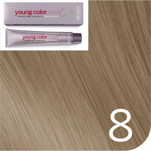 Revlon Young Color hajszínező  8