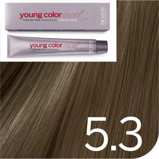 Revlon Young Color hajszínező  5.3