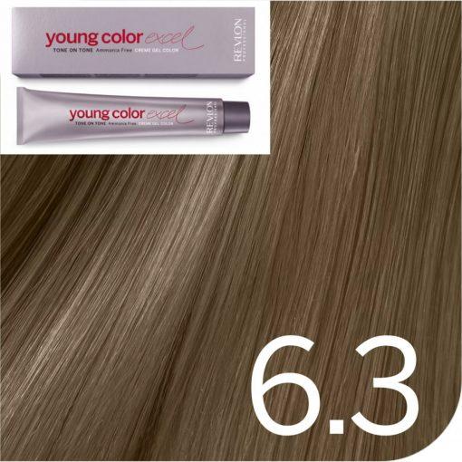 Revlon Young Color Excel hajszínező  6.3