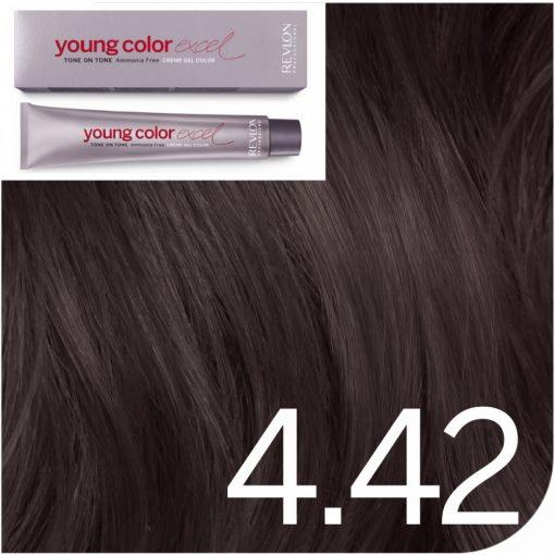 Revlon Young Color hajszínező  4.42