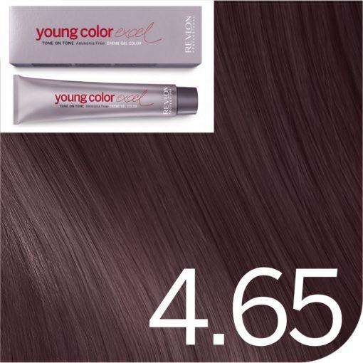 Revlon Young Color Excel hajszínező  4.65