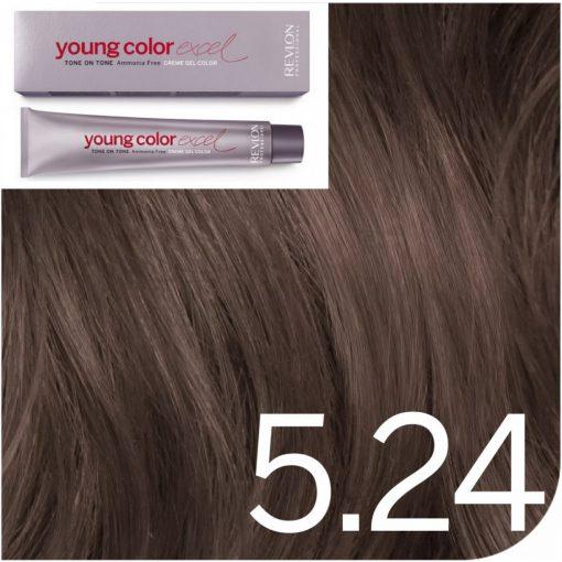 Revlon Young Color Excel hajszínező  5.24