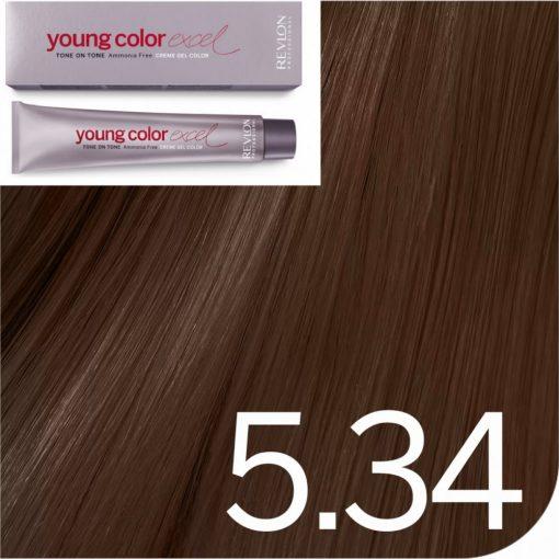 Revlon Young Color Excel hajszínező  5.34