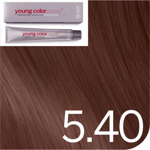 Revlon Young Color Excel hajszínező  5.40