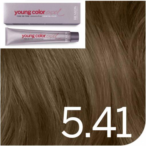 Revlon Young Color Excel hajszínező  5.41