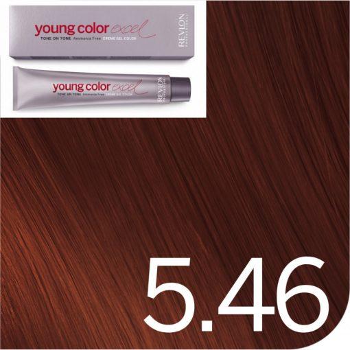 Revlon Young Color hajszínező  5.46