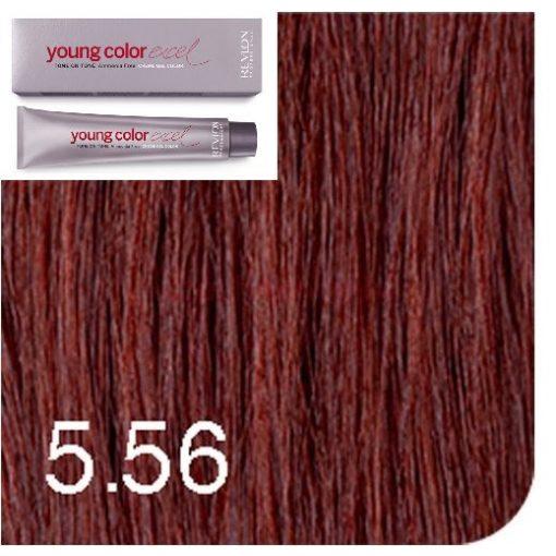 Revlon Young Color hajszínező  5.56