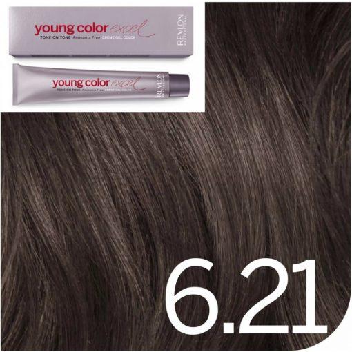 Revlon Young Color Excel hajszínező  6.21