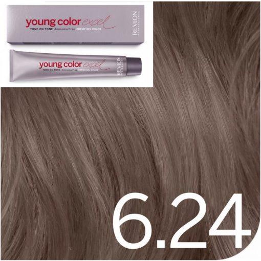 Revlon Young Color Excel hajszínező  6.24