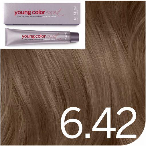 Revlon Young Color hajszínező  6.42