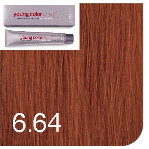 Revlon Young Color hajszínező  6.64