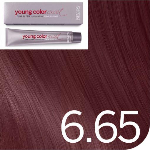 Revlon Young Color Excel hajszínező  6.65