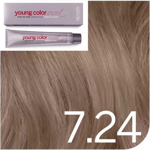 Revlon Young Color hajszínező  7.24