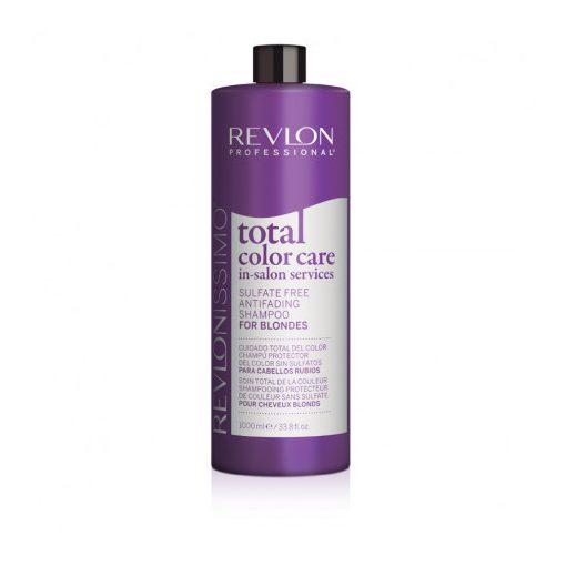 Revlon Total Color Care Fakulás elleni szőke sampon 1000 ml