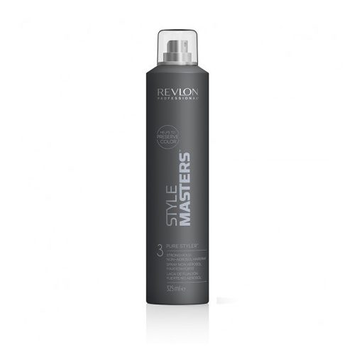Revlon Style Masters Pure Styler Hairspray-3 erős hajlakk 325ml