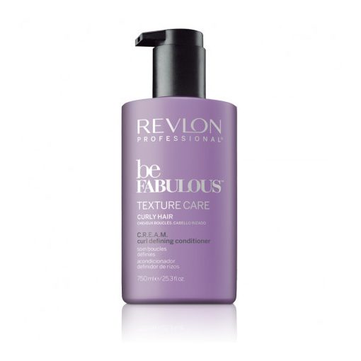 Revlon Be Fabulous Göndör hajra Kondicionáló 750ml