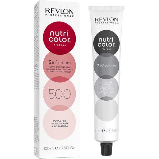 Revlon Nutri Color színező 500 100 ml