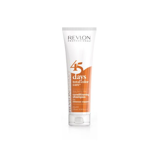 Revlon 45 Days Intense Coopers Samp+Cond 275ml