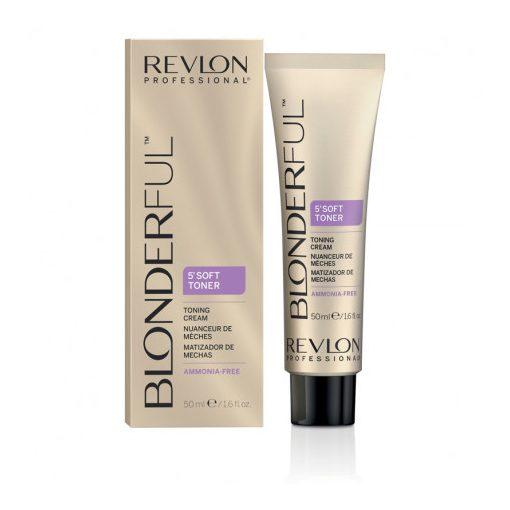 Revlon BlonderFul SoftToner 5' Tonizáló  9.01 50ml