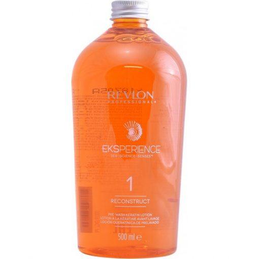Revlon EKSperience Reconstruct 1 előkészítő keratin lotion 500ml.